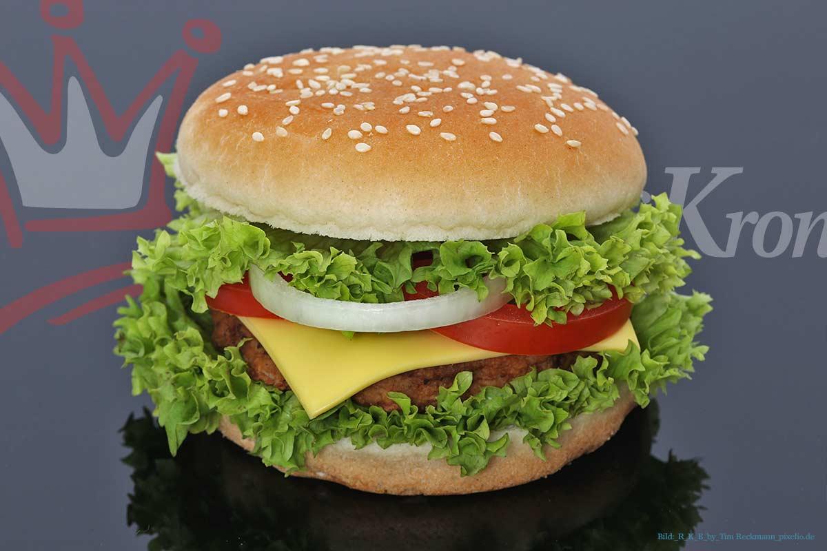 Es gibt wieder Burger im Landgasthof Krone!